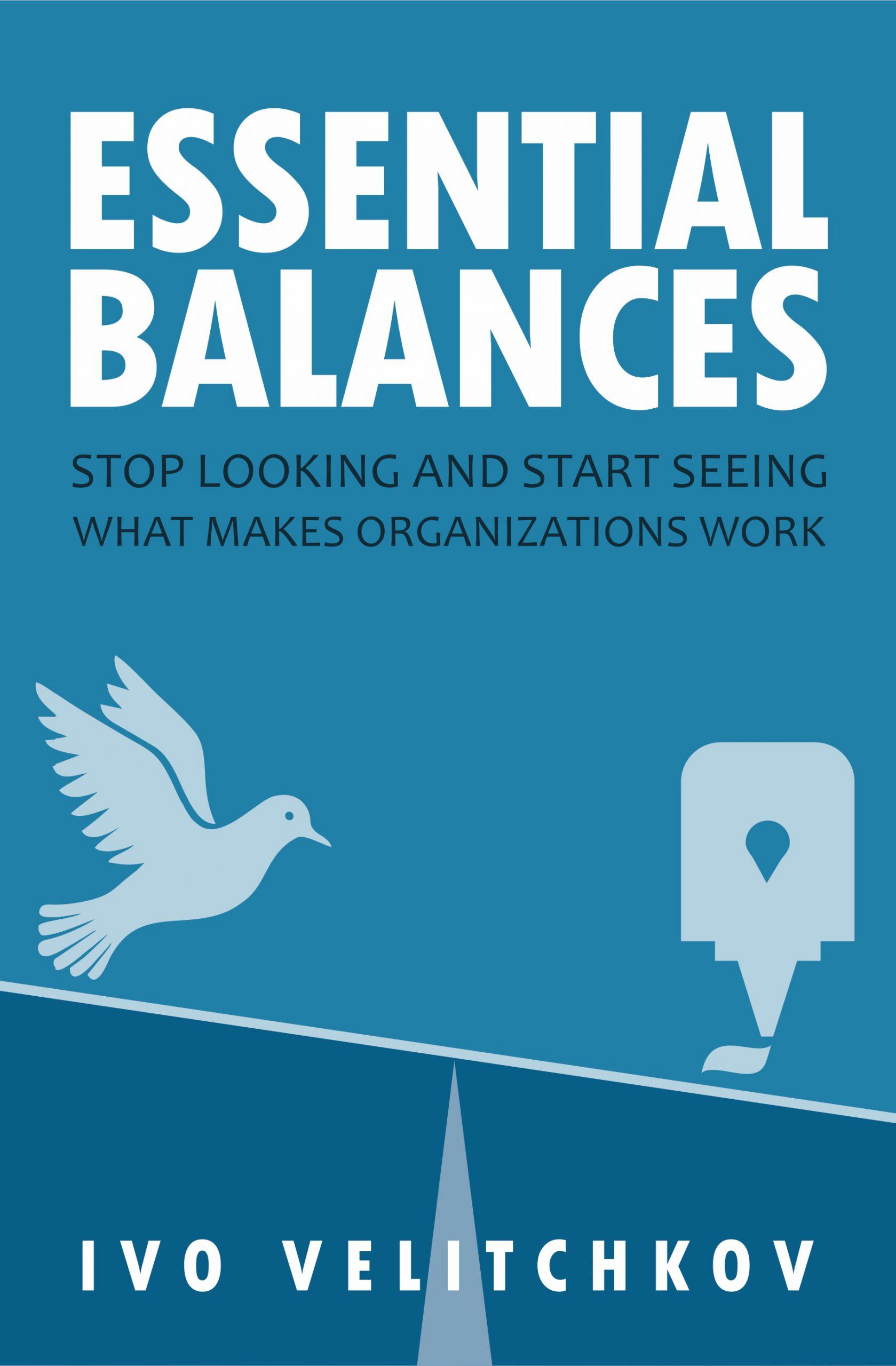 ESSENTIAL BALANCES (book cover)
